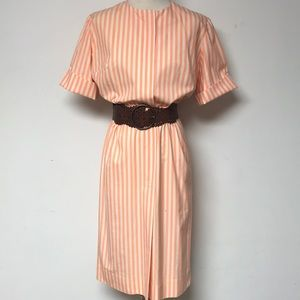 Vintage 1960's Day Dress